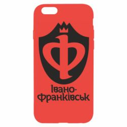 Чехол для iPhone 6/6S Ивано-Франковск эмблема