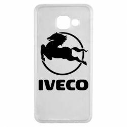 Чехол для Samsung A3 2016 IVECO