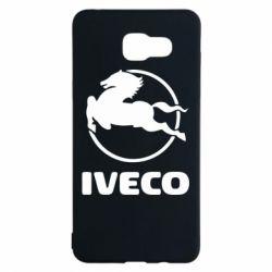 Чехол для Samsung A5 2016 IVECO