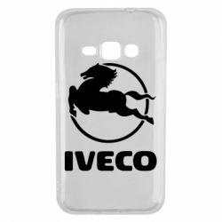 Чехол для Samsung J1 2016 IVECO