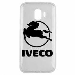 Чехол для Samsung J2 2018 IVECO