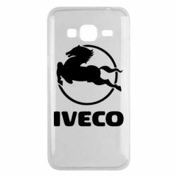 Чехол для Samsung J3 2016 IVECO