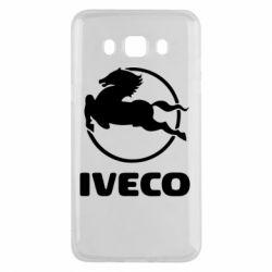 Чехол для Samsung J5 2016 IVECO