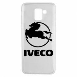 Чехол для Samsung J6 IVECO
