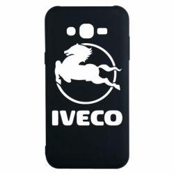 Чехол для Samsung J7 2015 IVECO