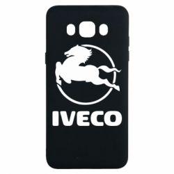 Чехол для Samsung J7 2016 IVECO