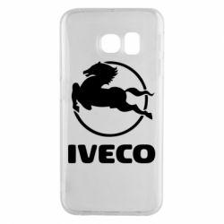 Чехол для Samsung S6 EDGE IVECO
