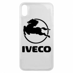Чехол для iPhone Xs Max IVECO