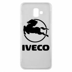 Чехол для Samsung J6 Plus 2018 IVECO