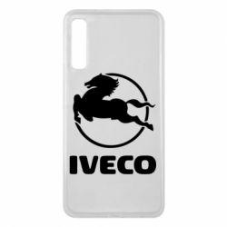 Чехол для Samsung A7 2018 IVECO