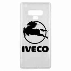 Чехол для Samsung Note 9 IVECO