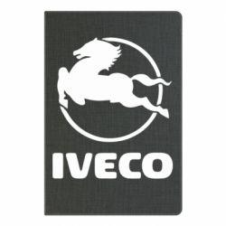 Блокнот А5 IVECO