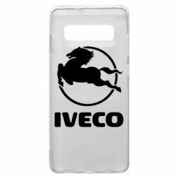 Чехол для Samsung S10+ IVECO