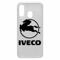 Чехол для Samsung A40 IVECO