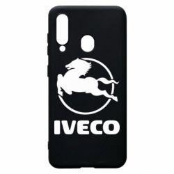 Чехол для Samsung A60 IVECO