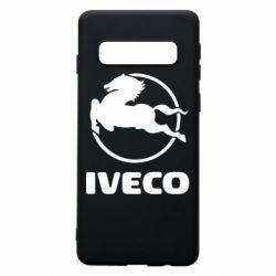 Чехол для Samsung S10 IVECO