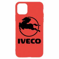 Чехол для iPhone 11 IVECO