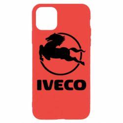 Чехол для iPhone 11 Pro IVECO