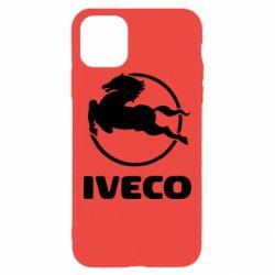 Чехол для iPhone 11 Pro Max IVECO