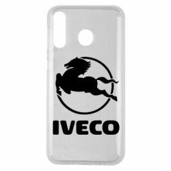 Чехол для Samsung M30 IVECO