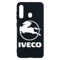 Чехол для Samsung M40 IVECO