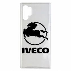 Чехол для Samsung Note 10 Plus IVECO