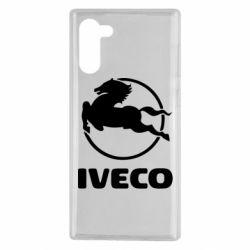 Чехол для Samsung Note 10 IVECO