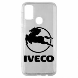 Чехол для Samsung M30s IVECO