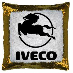 Подушка-хамелеон IVECO