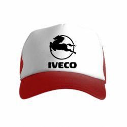 Детская кепка-тракер IVECO