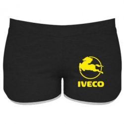 Женские шорты IVECO - FatLine