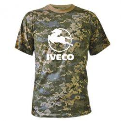 Камуфляжная футболка IVECO - FatLine