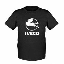 Детская футболка IVECO - FatLine