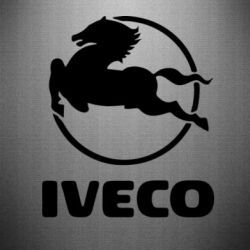 Наклейка IVECO