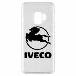 Чехол для Samsung S9 IVECO