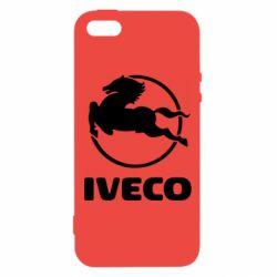 Чехол для iPhone5/5S/SE IVECO