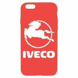 Чехол для iPhone 6/6S IVECO