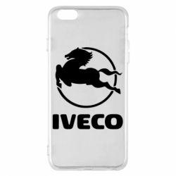 Чехол для iPhone 6 Plus/6S Plus IVECO