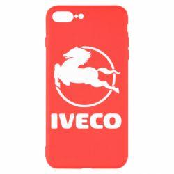 Чехол для iPhone 7 Plus IVECO