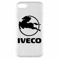 Чехол для iPhone 8 IVECO