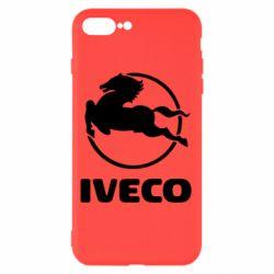 Чехол для iPhone 8 Plus IVECO