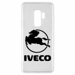 Чехол для Samsung S9+ IVECO