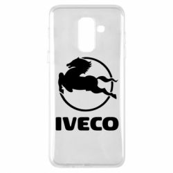 Чехол для Samsung A6+ 2018 IVECO