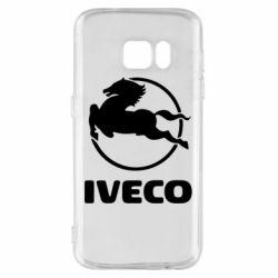 Чехол для Samsung S7 IVECO