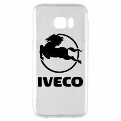 Чехол для Samsung S7 EDGE IVECO