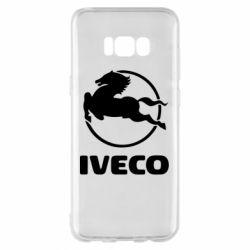 Чехол для Samsung S8+ IVECO