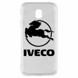 Чехол для Samsung J3 2017 IVECO