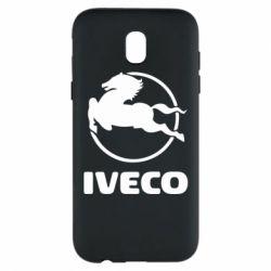 Чехол для Samsung J5 2017 IVECO