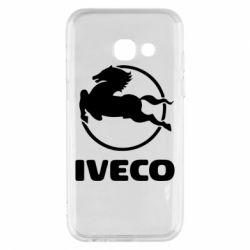 Чехол для Samsung A3 2017 IVECO