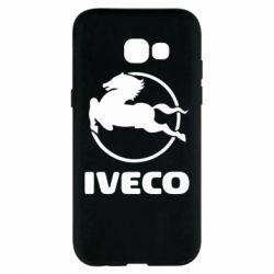 Чехол для Samsung A5 2017 IVECO